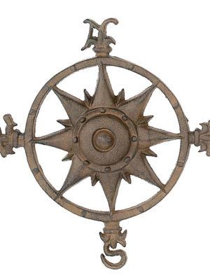 "Compass Rose 11.5"""